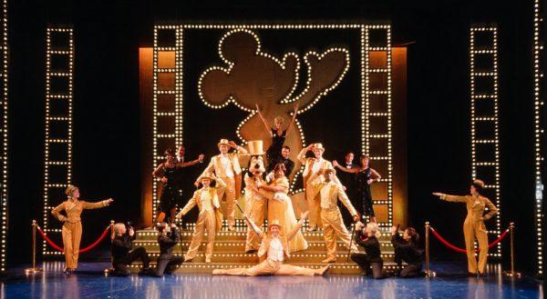 The Golden Mickeys on Disney Cruise Line