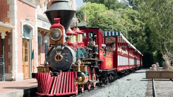 The Grand Circle Tour at Disneyland