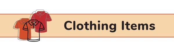 Disney World Packing List clothing