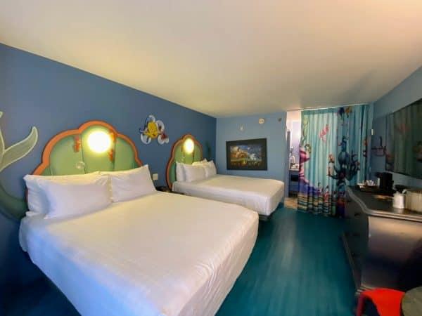 Standard Little Mermaid Room