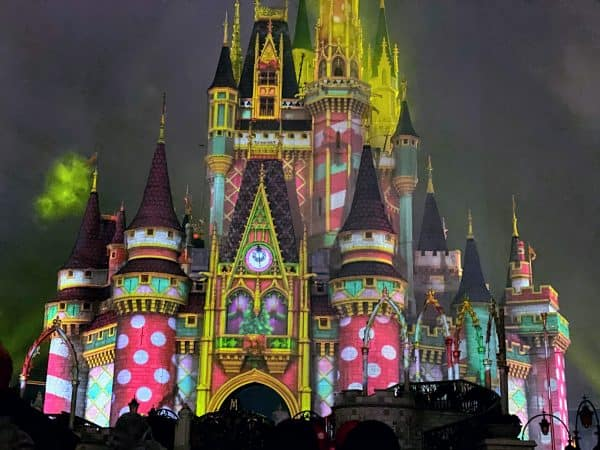 Minnie's Fireworks