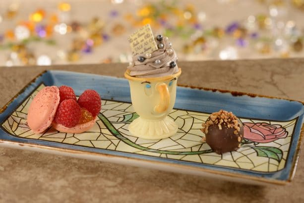 Dessert Trio - Be Our Guest Dinner