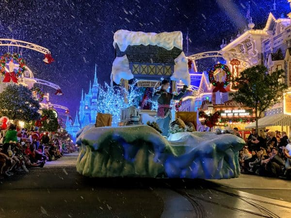 Frozen Once Upon A Christmastime