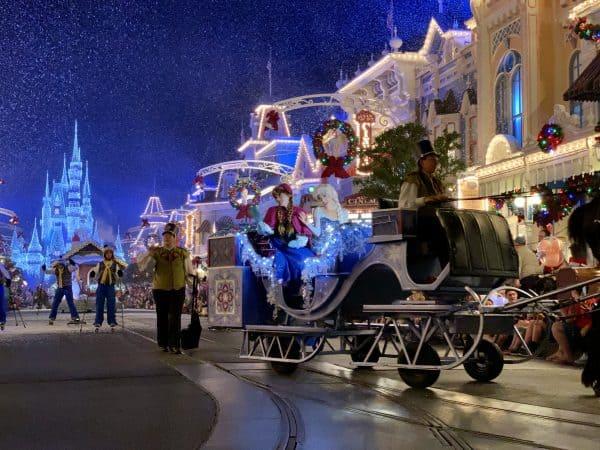 Anna and Elsa Once Upon A Christmastime