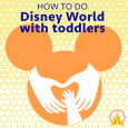 Toddler trip plan for Disney World