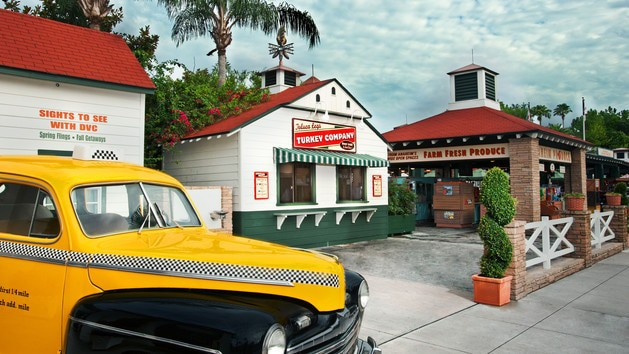 Hollywood Studios Dining - Sunshine Day Bar