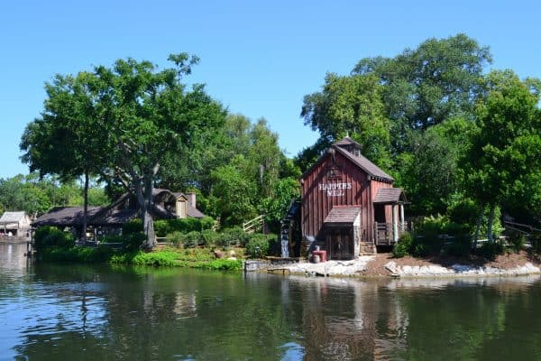 Tom Sawyer Island in Magic Kingdom