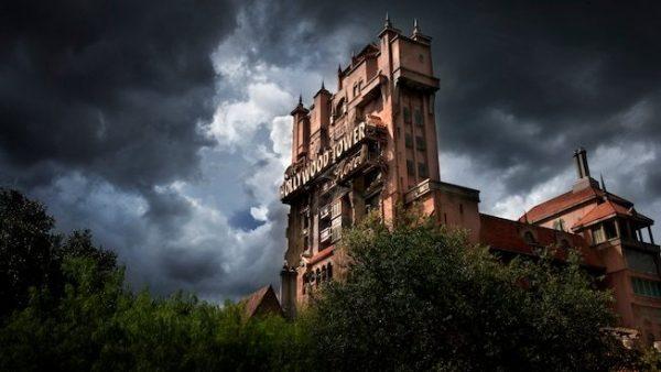 Tower of Terror exterior