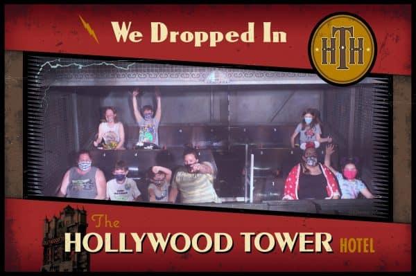 tower of terror photopass