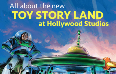 toystoryland 390x250 - Everything we know about the new Toy Story Land