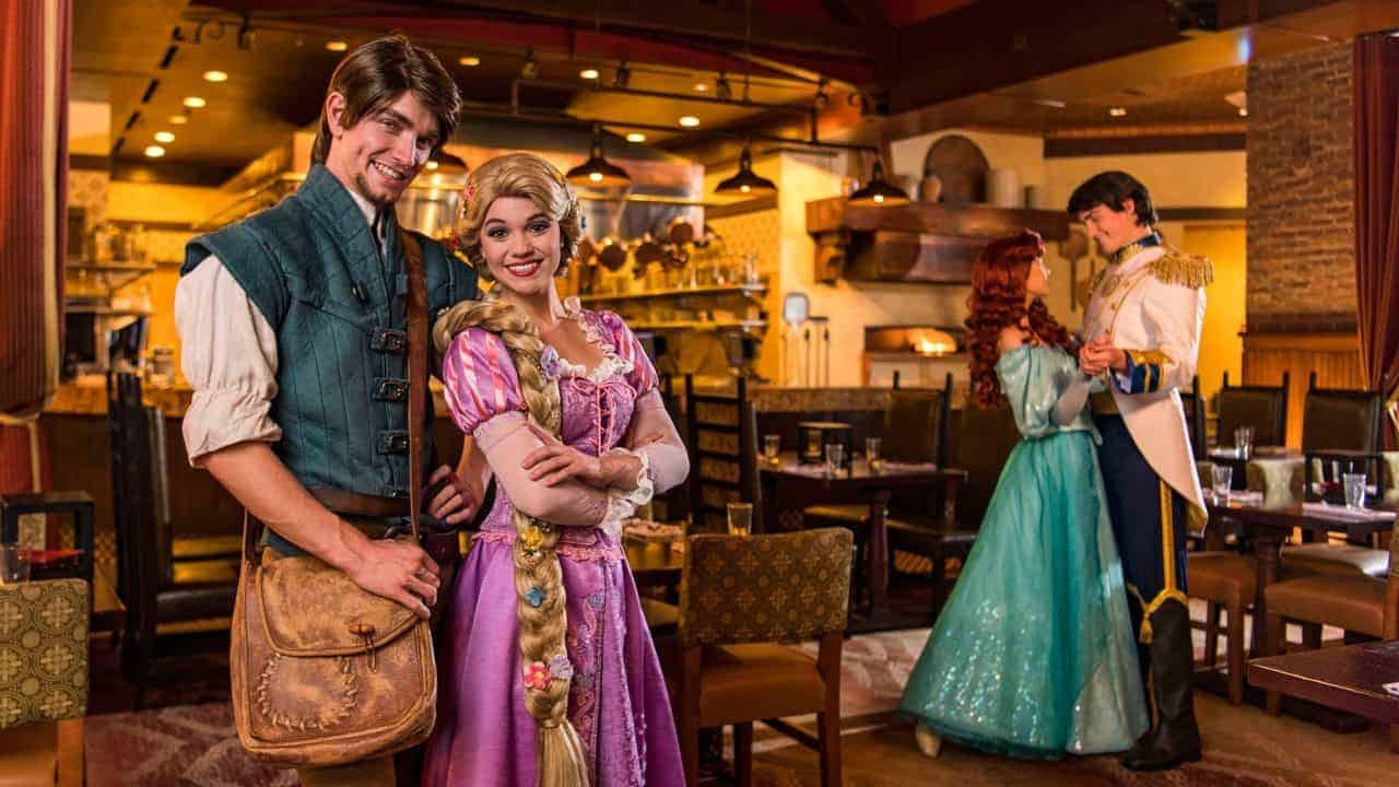tratt - Guide to all character meals at Disney World