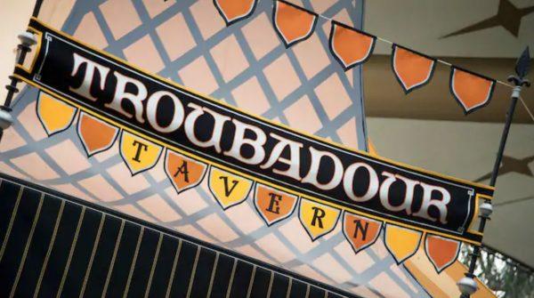 Troubadour Taverne in Disneyland