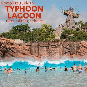 Typhoon Lagoon | WDW Prep School