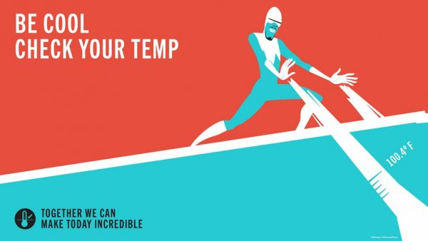 Frozone Check your temp
