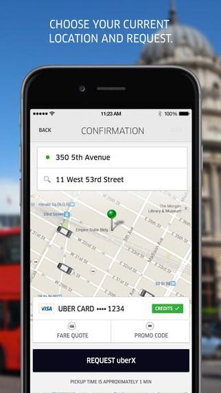 uber - Tech tips for Disney World trips