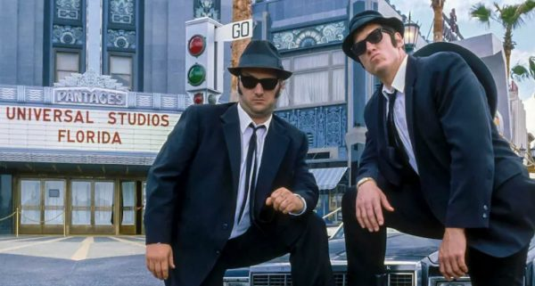 blues brothers at universal