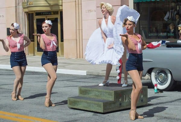 marilyn and the diamond bellas
