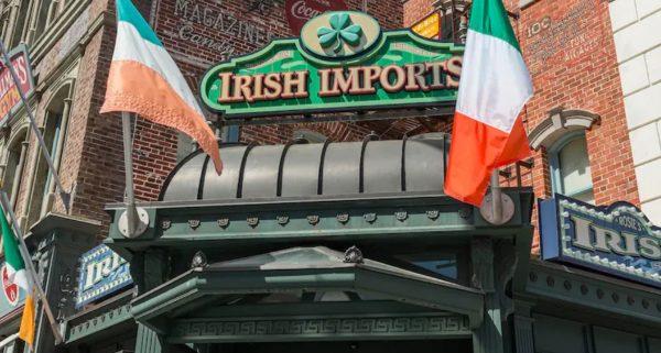 irish imports universal studios