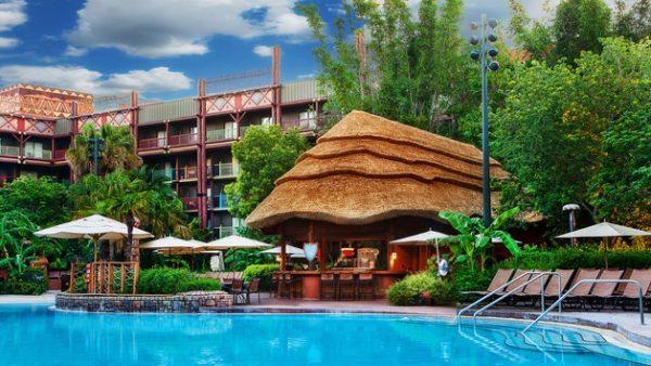 Uzima Springs Pool Bar