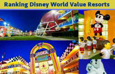 valueresorts 390x250 - Ranking Disney World Value Resorts - PREP122