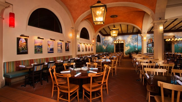 Pros and Cons for All Epcot Restaurants - Via Napoli (lunch)