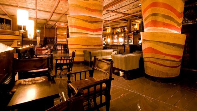Animal Kingdom Lodge – Temporarily Closed - Victoria Falls Lounge – Temporarily Closed