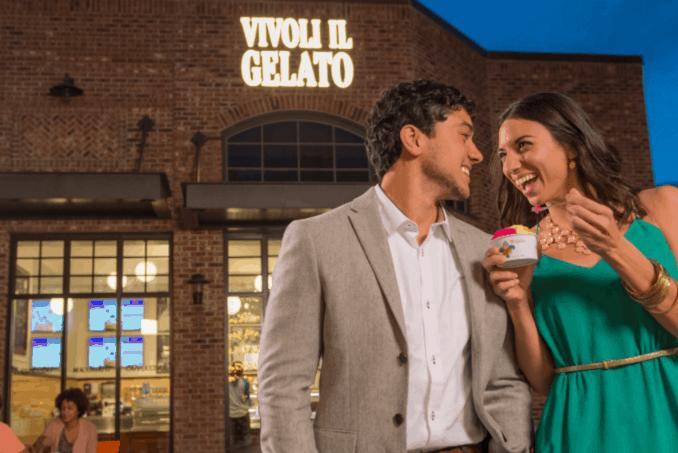 Pros and Cons for All Disney Springs Restaurants - Vivoli il Gelato