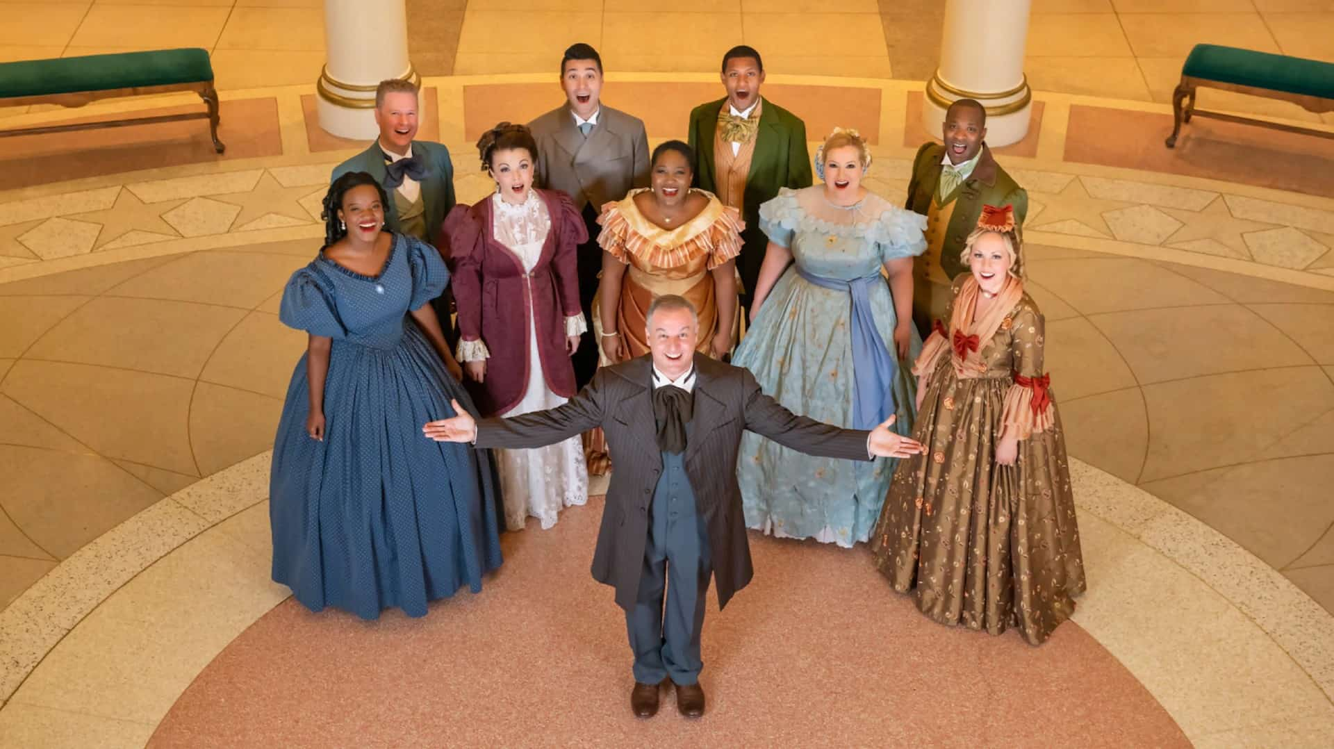 Voices of Liberty at Epcot