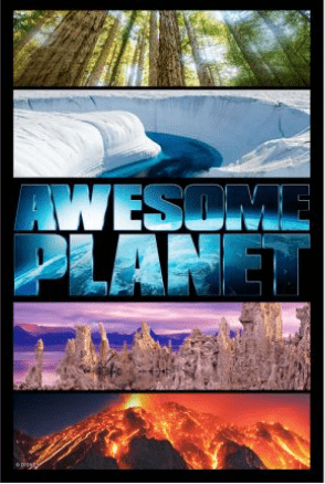 Awesome Planet coming to Epcot