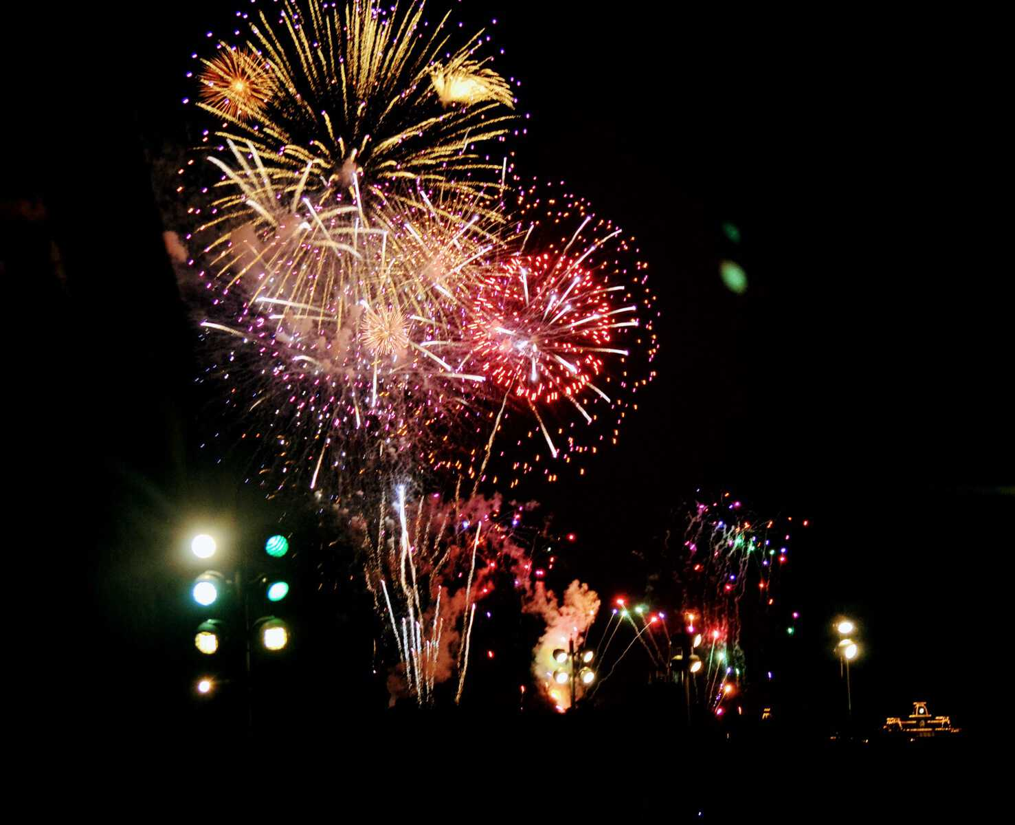 Ohana Fireworks Viewing