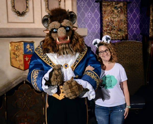 Be Our Guest with Beast