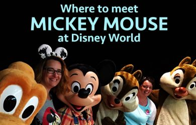wheretomeetmickey 390x250 - Where to meet Mickey Mouse at Disney World