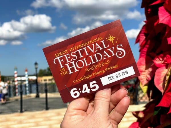 Festival of the Holidays sticker