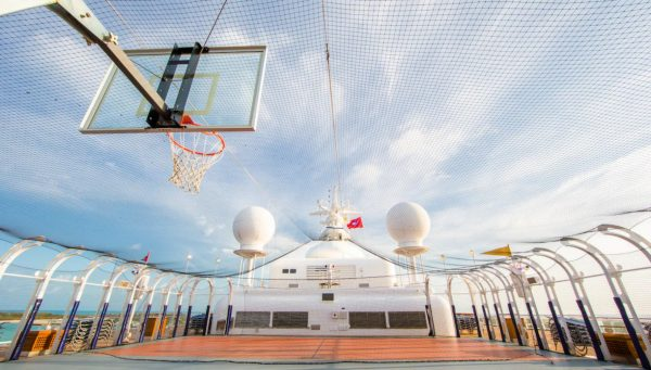 Wide World of Sports on Disney Cruise Line
