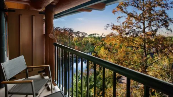 wilderness lodge update king room view