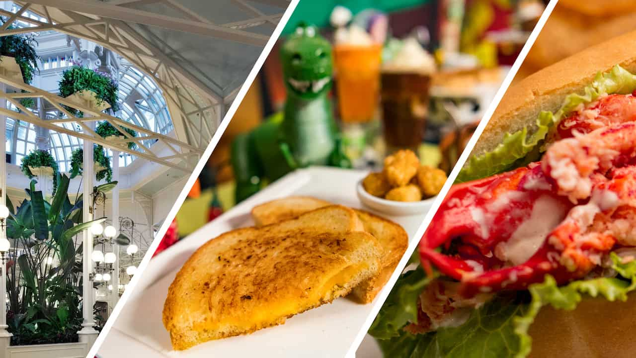 Woody's Lunch Box and more WDW dining reopening