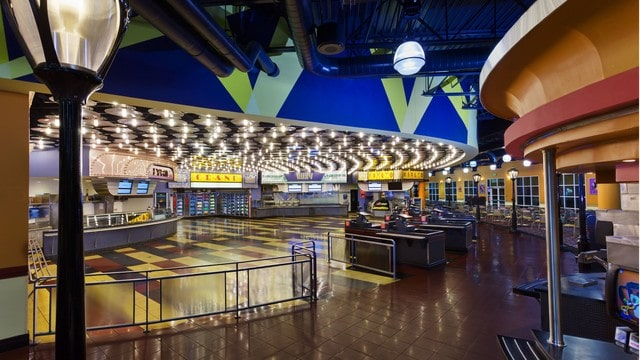 All-Star Movies - World Premier Food Court (dinner)