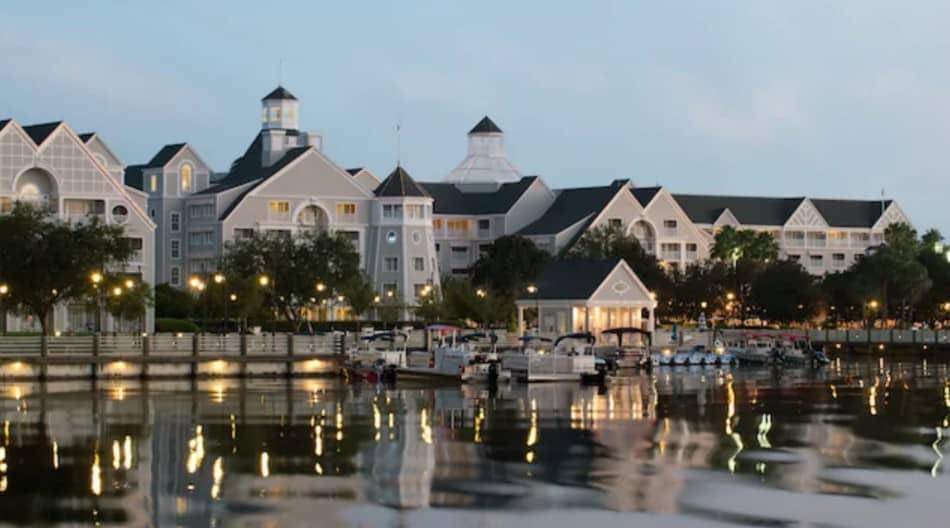 Yacht Club Resort at Walt Disney World